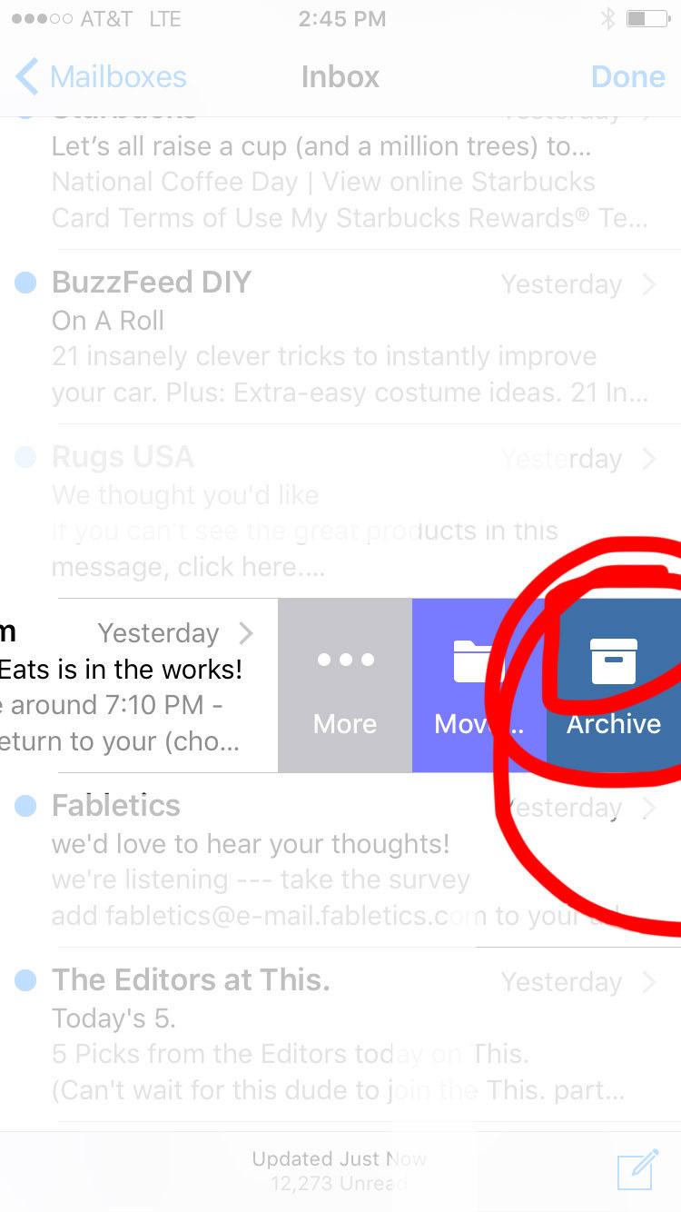 how to delete entire inbox on facebook