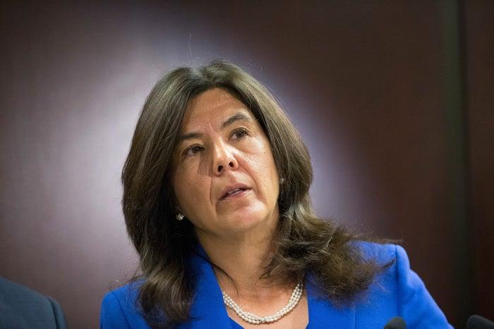 Cook County State's Attorney Anita Alvarez.