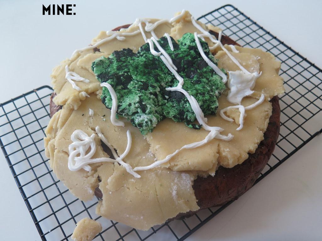 Tennis cake recipe victorian