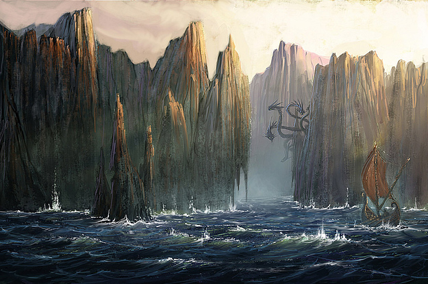 Are You Scylla Or Charybdis