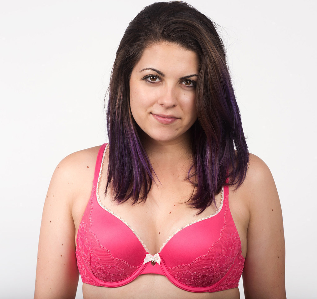 This Is What Push Up Bras Actually Look Like In Different