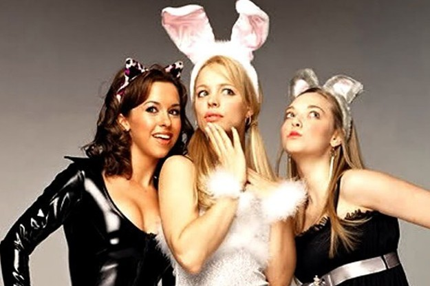 We know which plastic you are based on quot mean girls quot halloween trivia