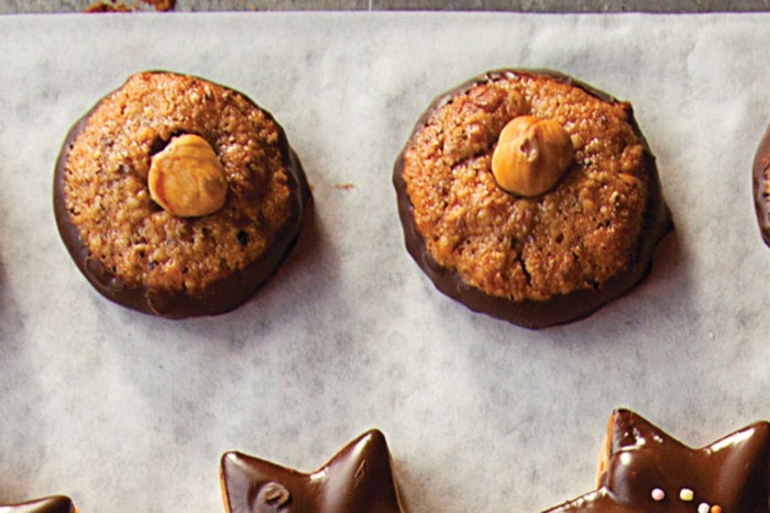 Fun to say, more fun to eat, way better than gingerbread.Get the recipe here.