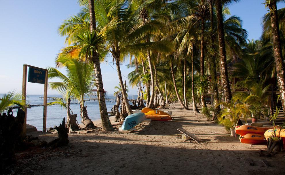 13. Bocas del Toro, Panama