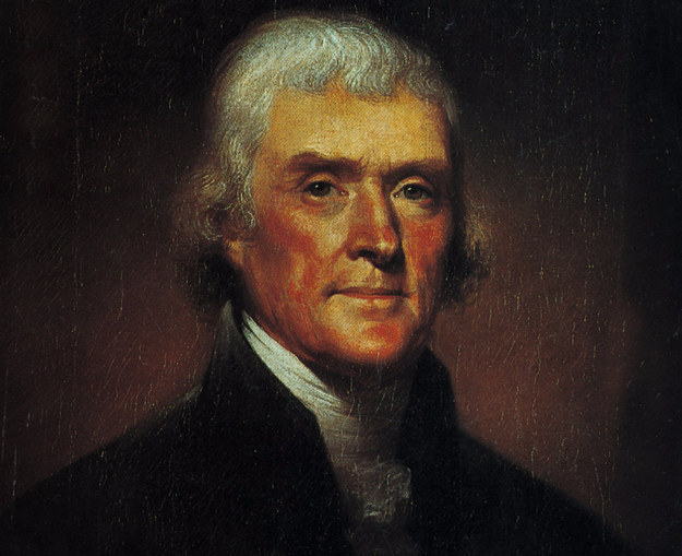 a biography of thomas jefferson a united states president