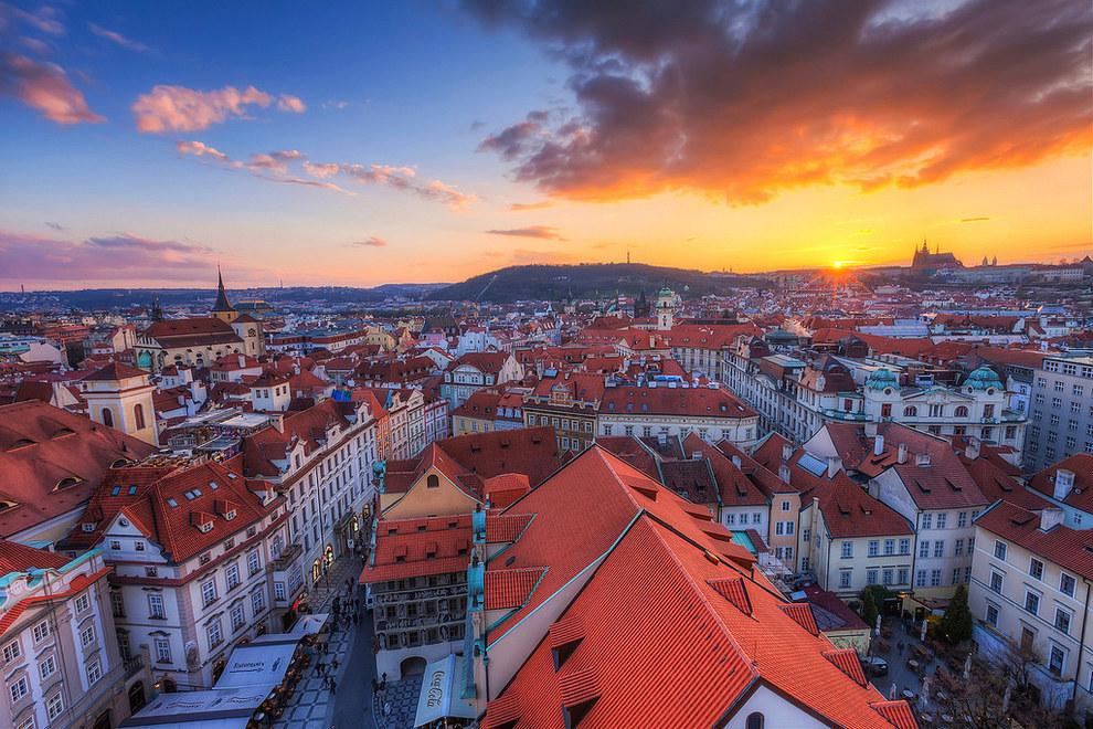 4. Prague, Czech Republic