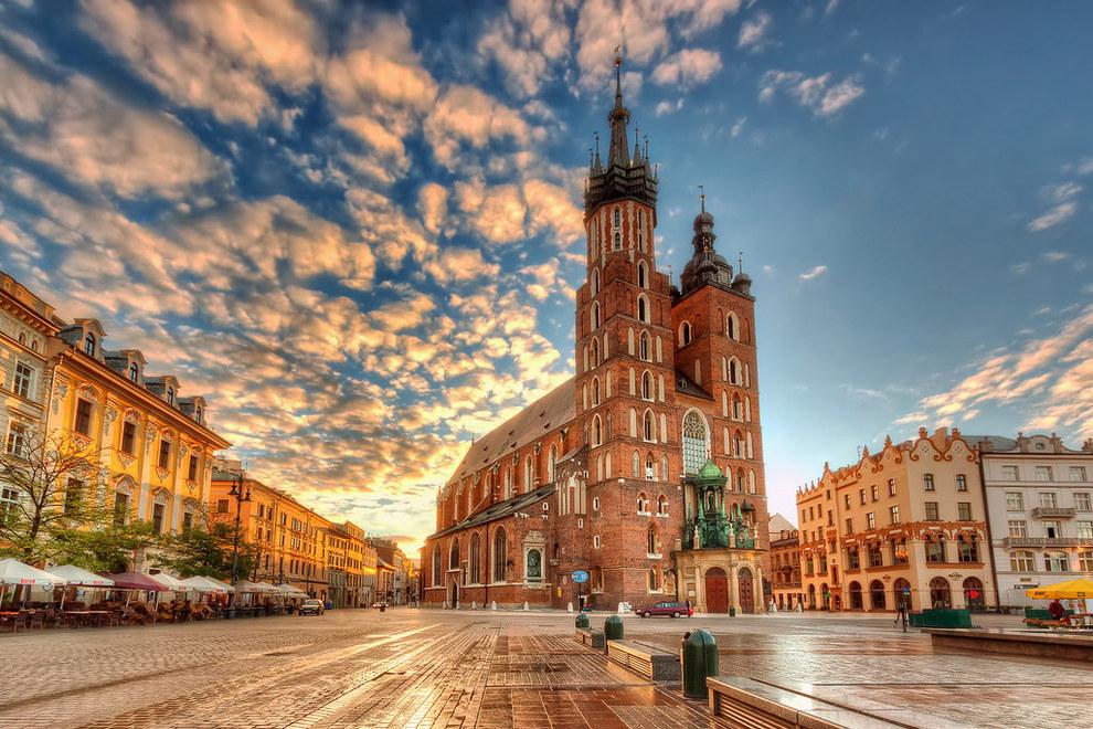 2. Kraków, Poland