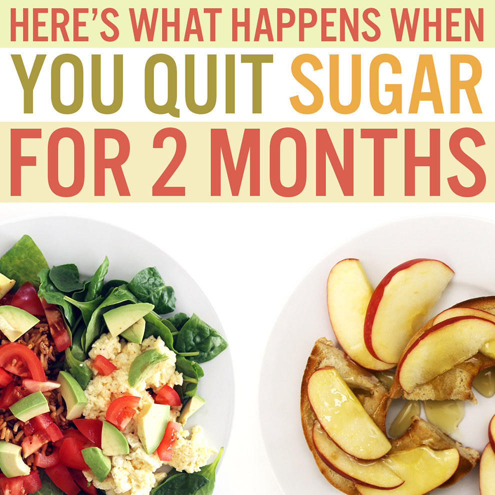 I Gave Up Sugar For Two Months And Here's What Happened