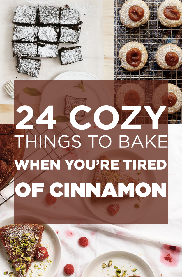 24 Perfectly Cozy And Delicious Treats To Bake This Fall