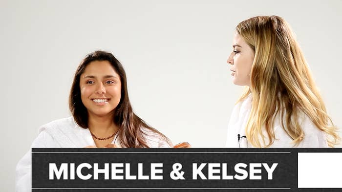 These Women Saw Their Besties Naked For The First Time