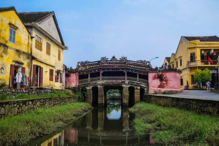 This one in Hoi An is definitely one-of-a-kind.