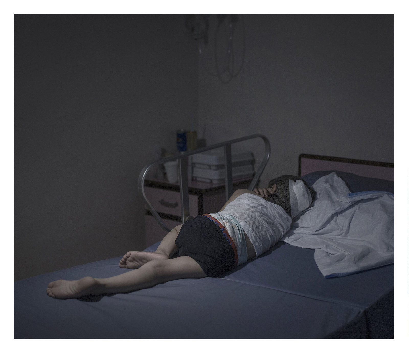 powerful images showing where young syrian refugees sleep view this image rsaquo