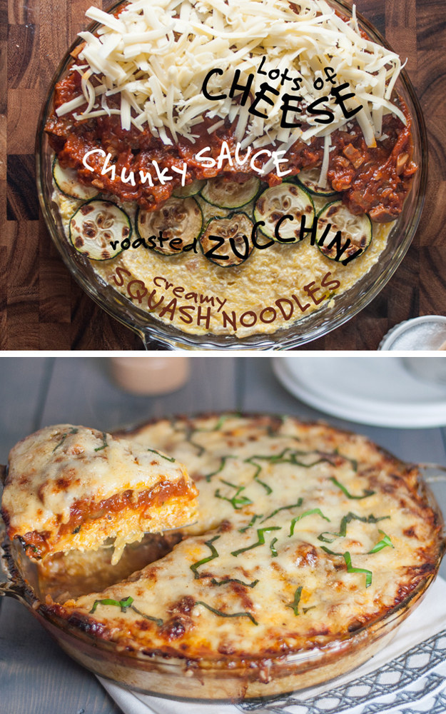 24 Low Carb Spaghetti Squash Recipes That Are Actually
