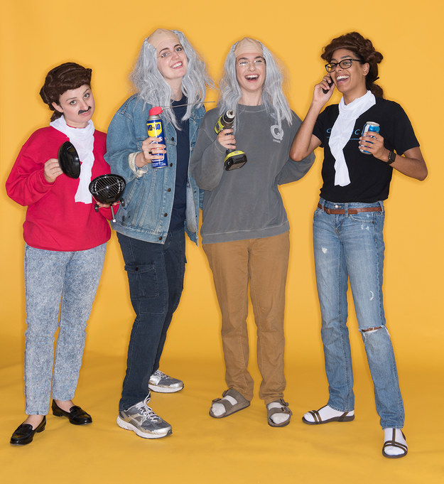 rachelwmiller insanely clever costumes your friends
