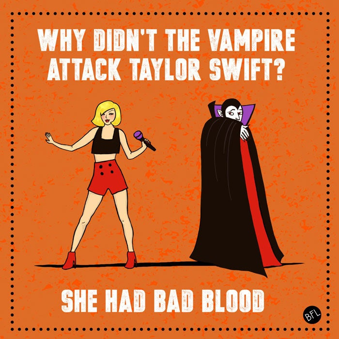 4 This One About Taylor Swift