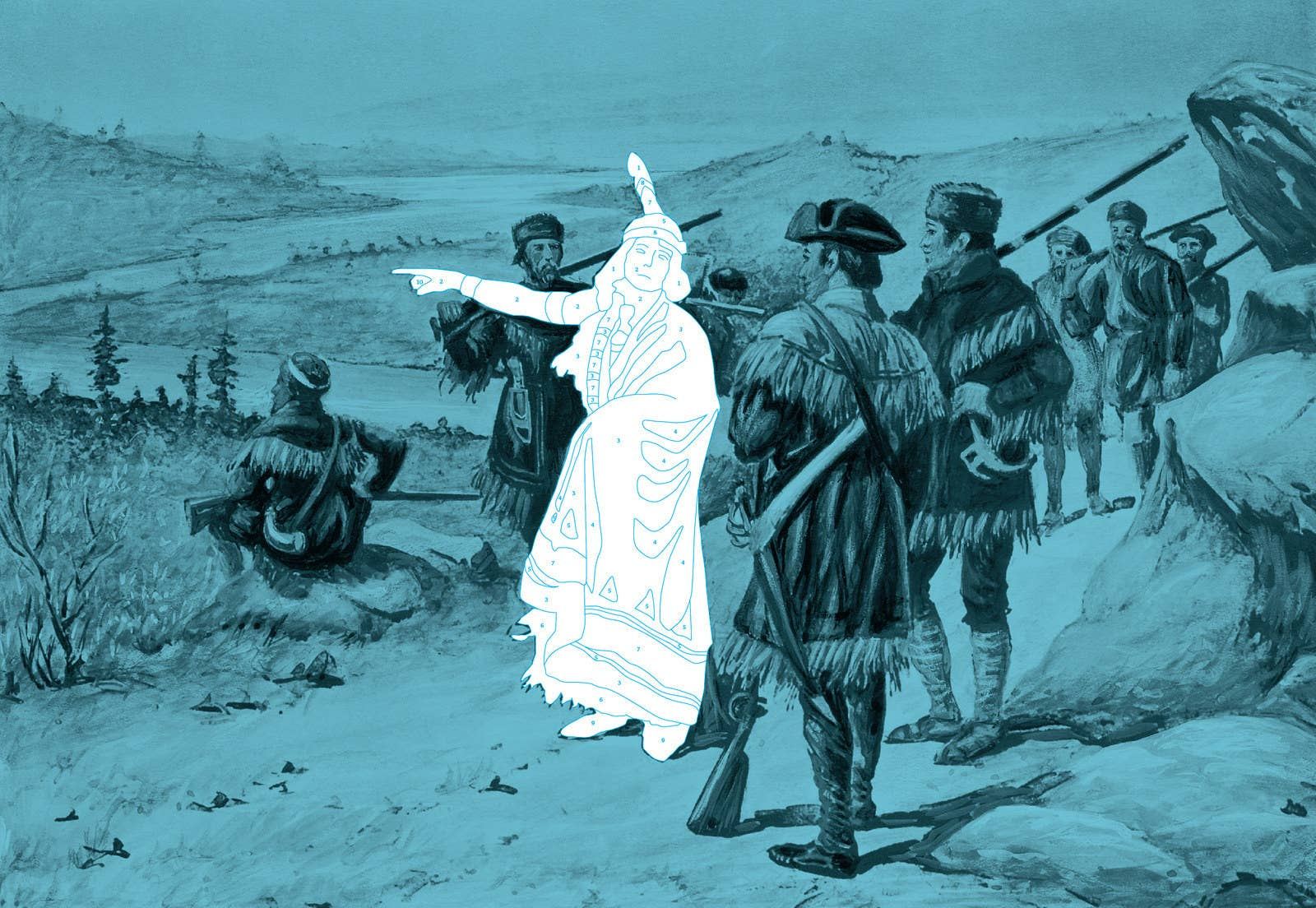 How The West Was Wrong Mystery Of Sacagawea