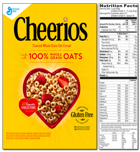 General Mills Is Being Sued Over Cheerios Protein Claims
