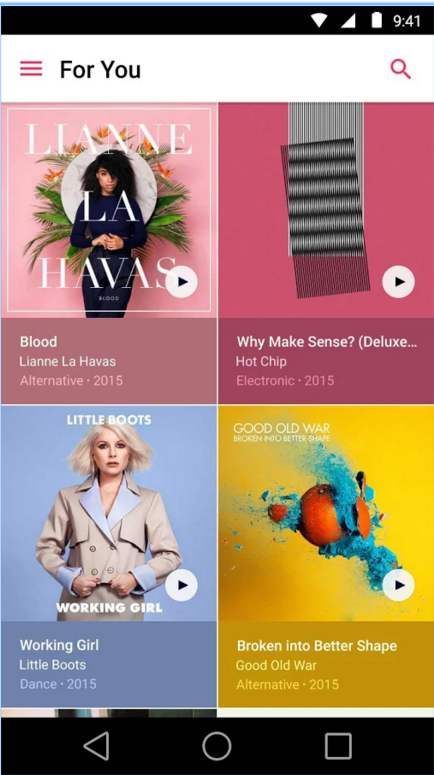 Apple Music Hits Android Devices Today