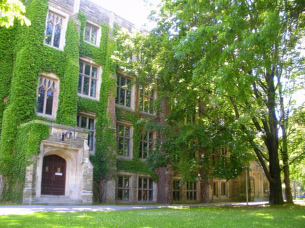 Imagine having to go to school in Hamilton? Gross.