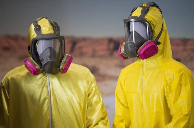 Bryan Cranston And Aaron Paul Donate Breaking Bad Props To The Smithsonian