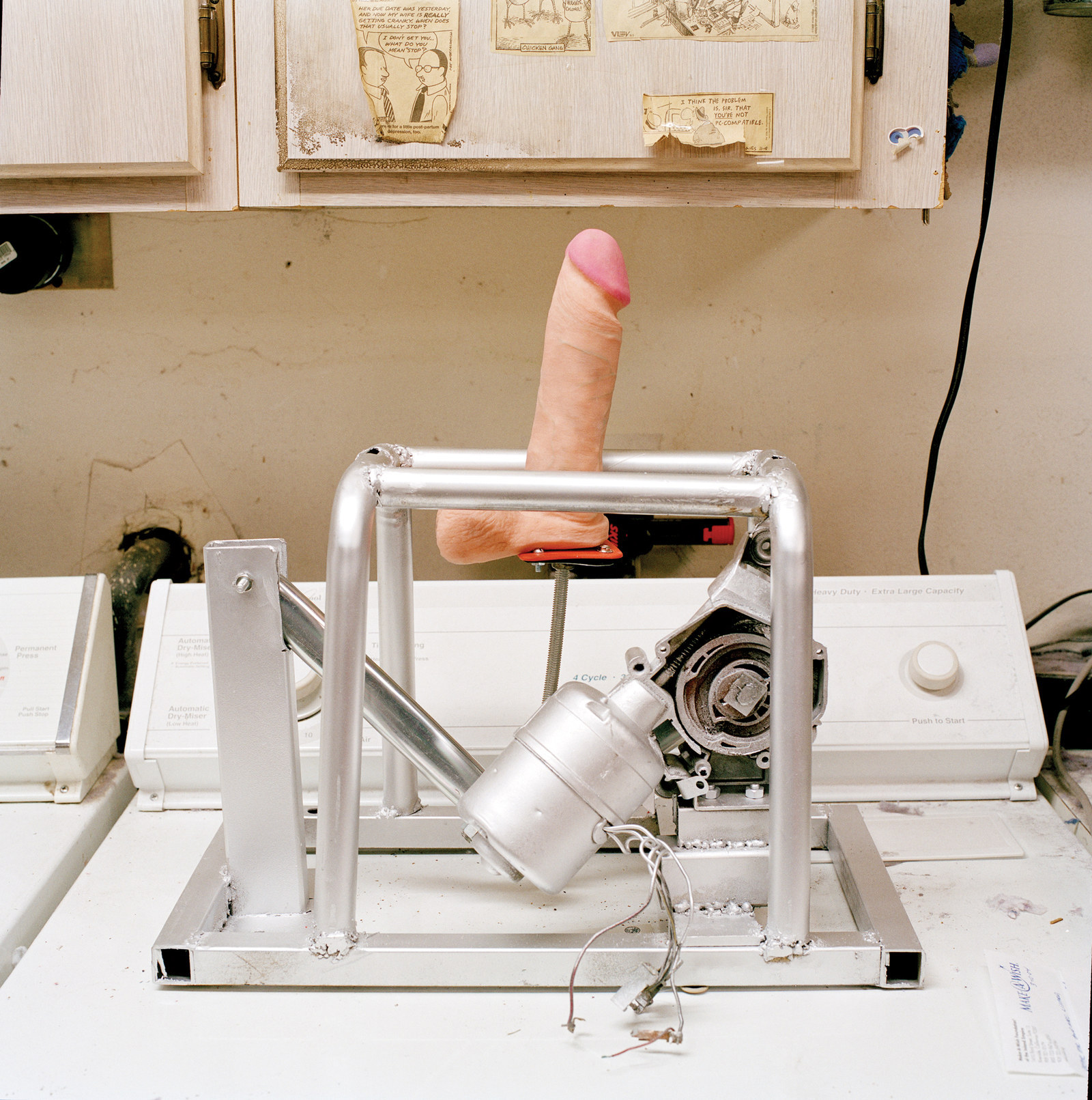 Diy sex machine