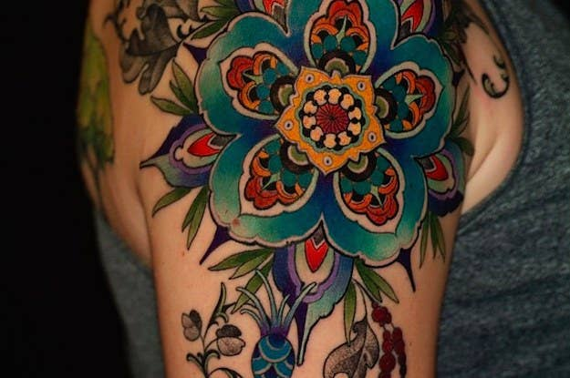 14 Female Tattoo Artists Whose Work Is Honestly Breathtaking