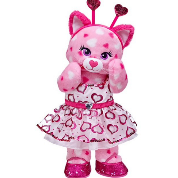 9ce6cf990dd Valentine s Day and Christmas are the busiest times of the year at Build-A- Bear.