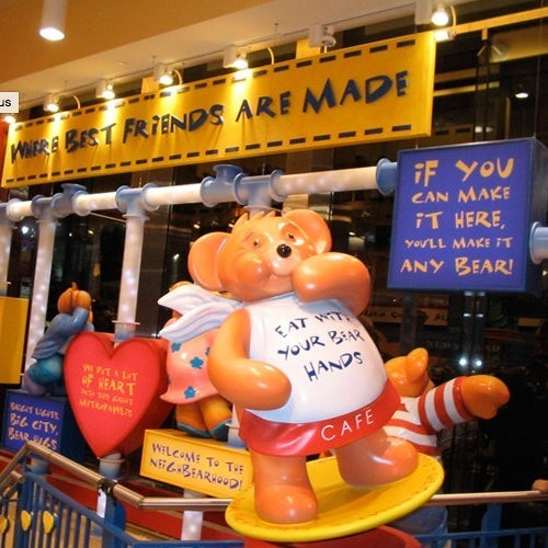 Build A Bear Nightmare Before Christmas Uk.21 Secrets Build A Bear Employees Will Never Tell You