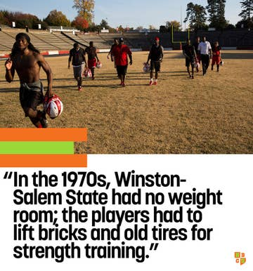 How One Black College Survived The Leap From Division II To