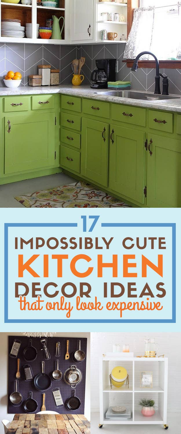 Easy Kitchen 17 Impossibly Easy Kitchen Diys That Only Look Expensive