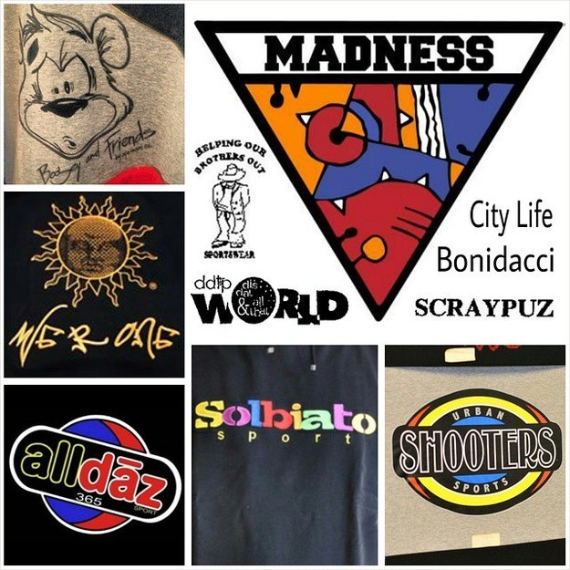 Madness clothing store dc