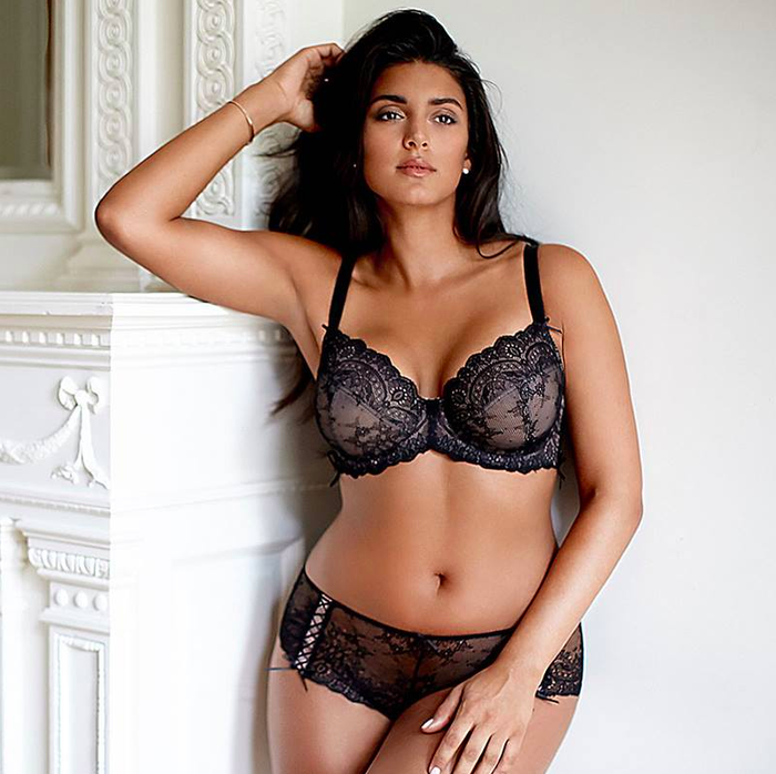 Once you fill take a quick ~preferences~ quiz on the kind of lingerie styles