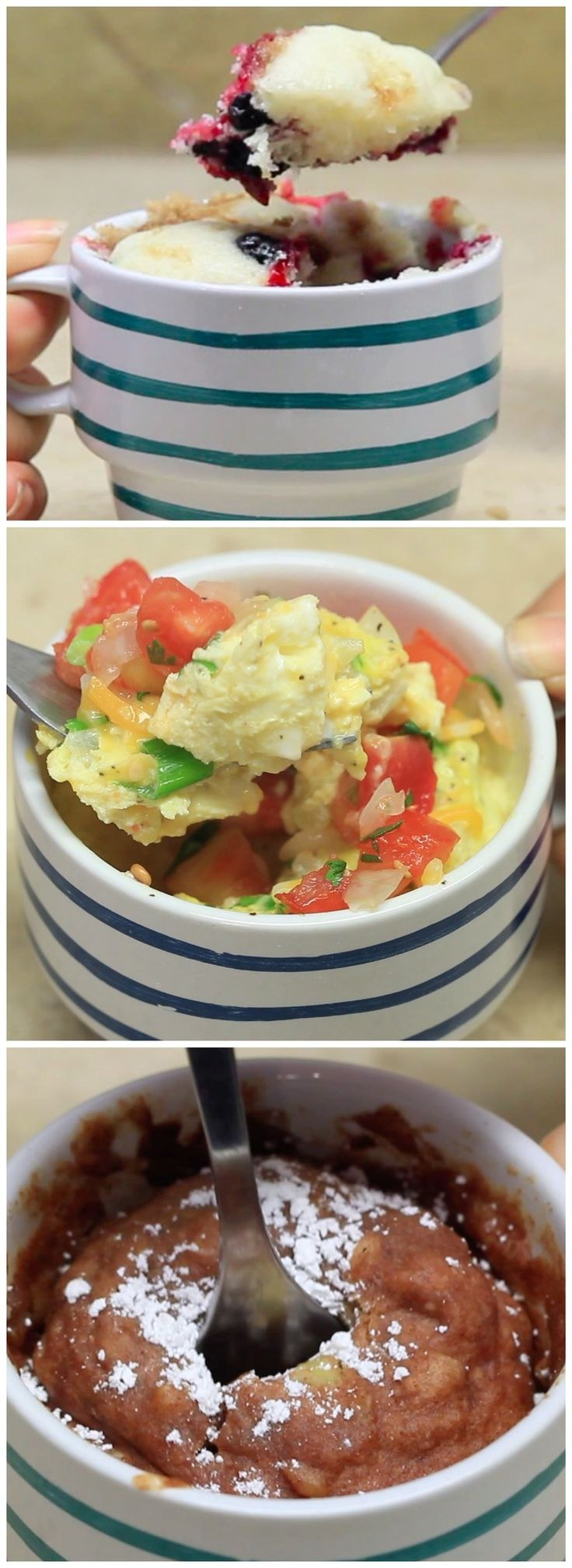 Here S 3 Breakfasts That You Can Make In A Mug