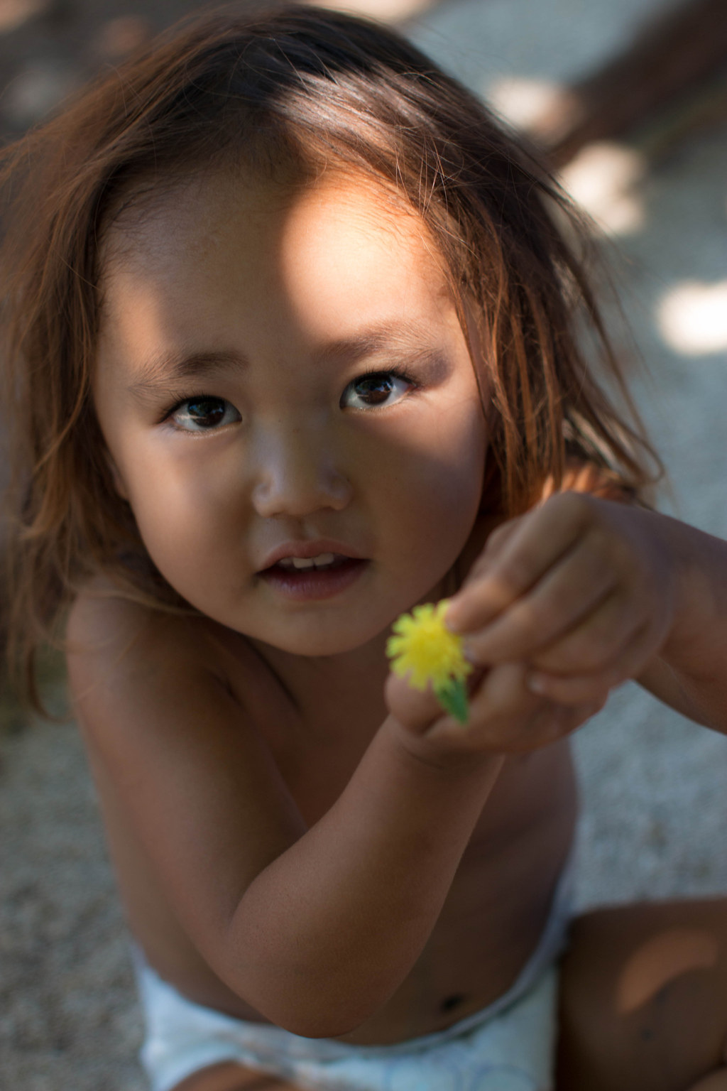 Powerful Photos Show What Life Is Like For A Homeless 3-Year-Old In Hawaii