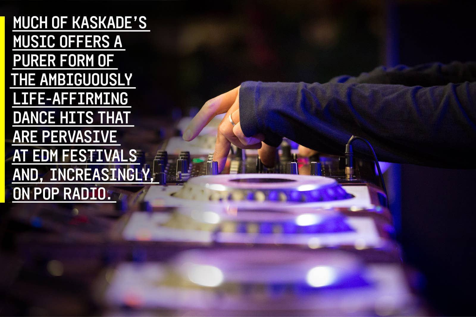 The #Blessed Life Of Kaskade, EDM's Voice Of Reason