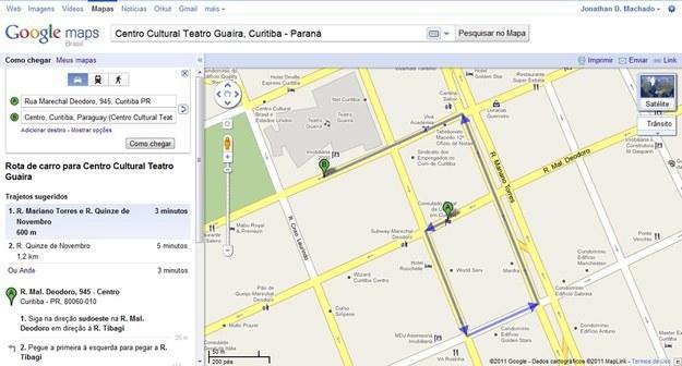 Em vez de usar o Waze, você imprimia as instruções do Google Maps tal qual um HOMEM DO PERÍODO PALEOLÍTICO.