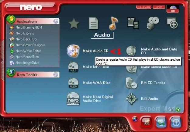Você ainda usava programas tipo o NERO para QUEIMAR CDs.