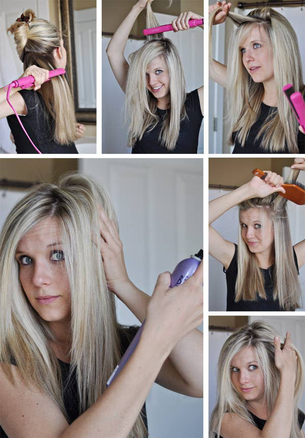 19 Hair Tips Tricks For People Who Suck At Doing Hair