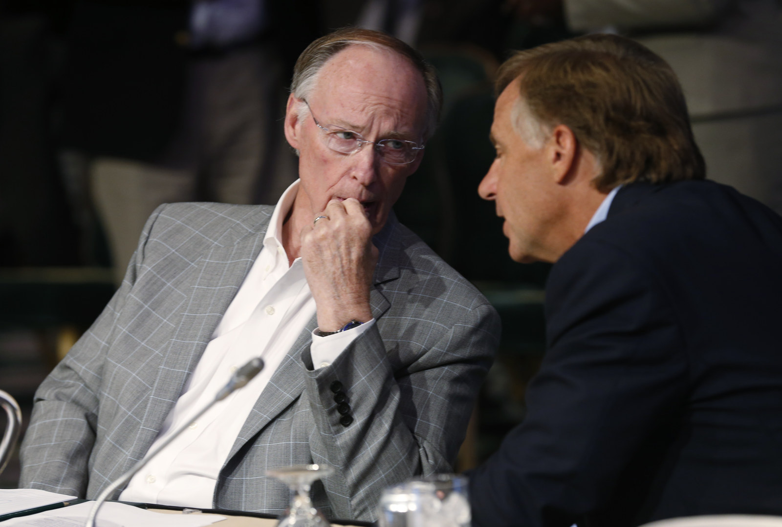 Governor Of Alabama Says His State Will Refuse Syrian Refugees