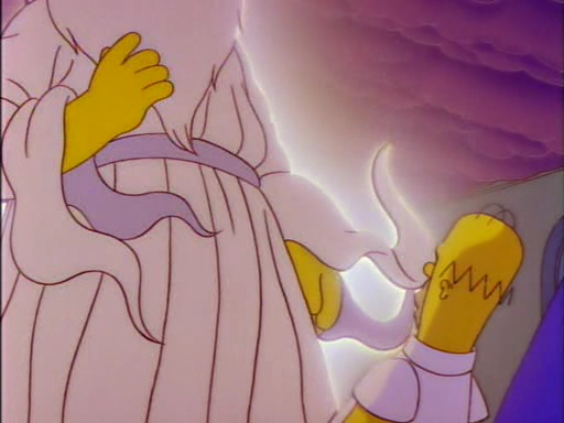 After Bart pranks Homer (by shaking up a can of beer) and puts him in a coma, this fan theory states that we must be seeing Homer's coma dreams because the tone of The Simpsons makes a huge shift, and goes from being a relatable show about an American family to a wacky series of insane misadventures like Hank Scorpio and Maggie shooting Mr. Burns. This may also explain why the characters don't age after 22 years on the air.