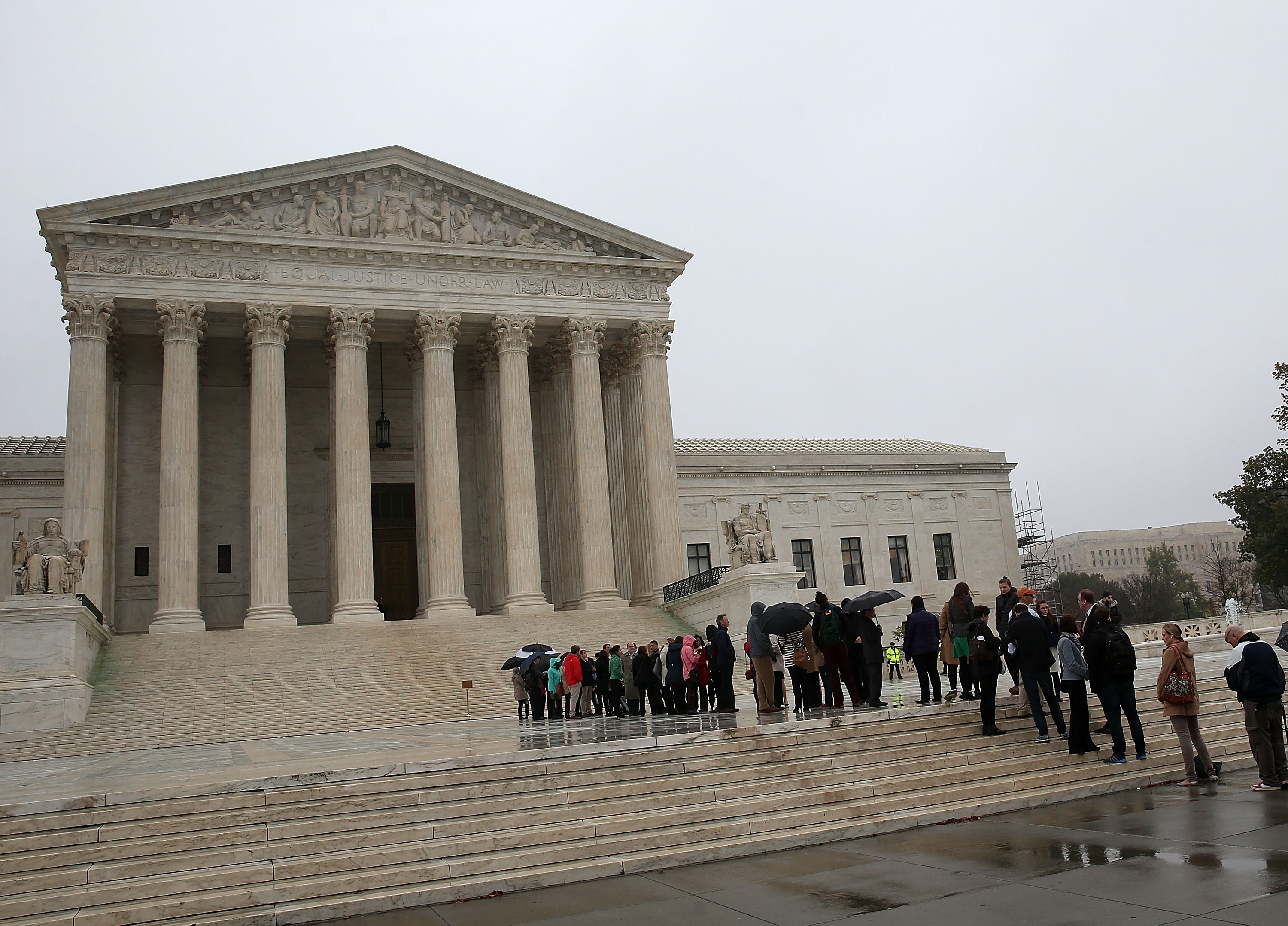 Justices Asked To Take Up Case Of Lesbian Parent's Adoption Rights