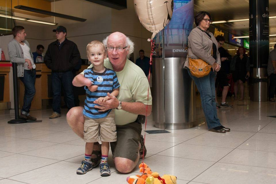 The First Time This Adopted Boy Met His Grandpa Is The Sweetest Thing-9430