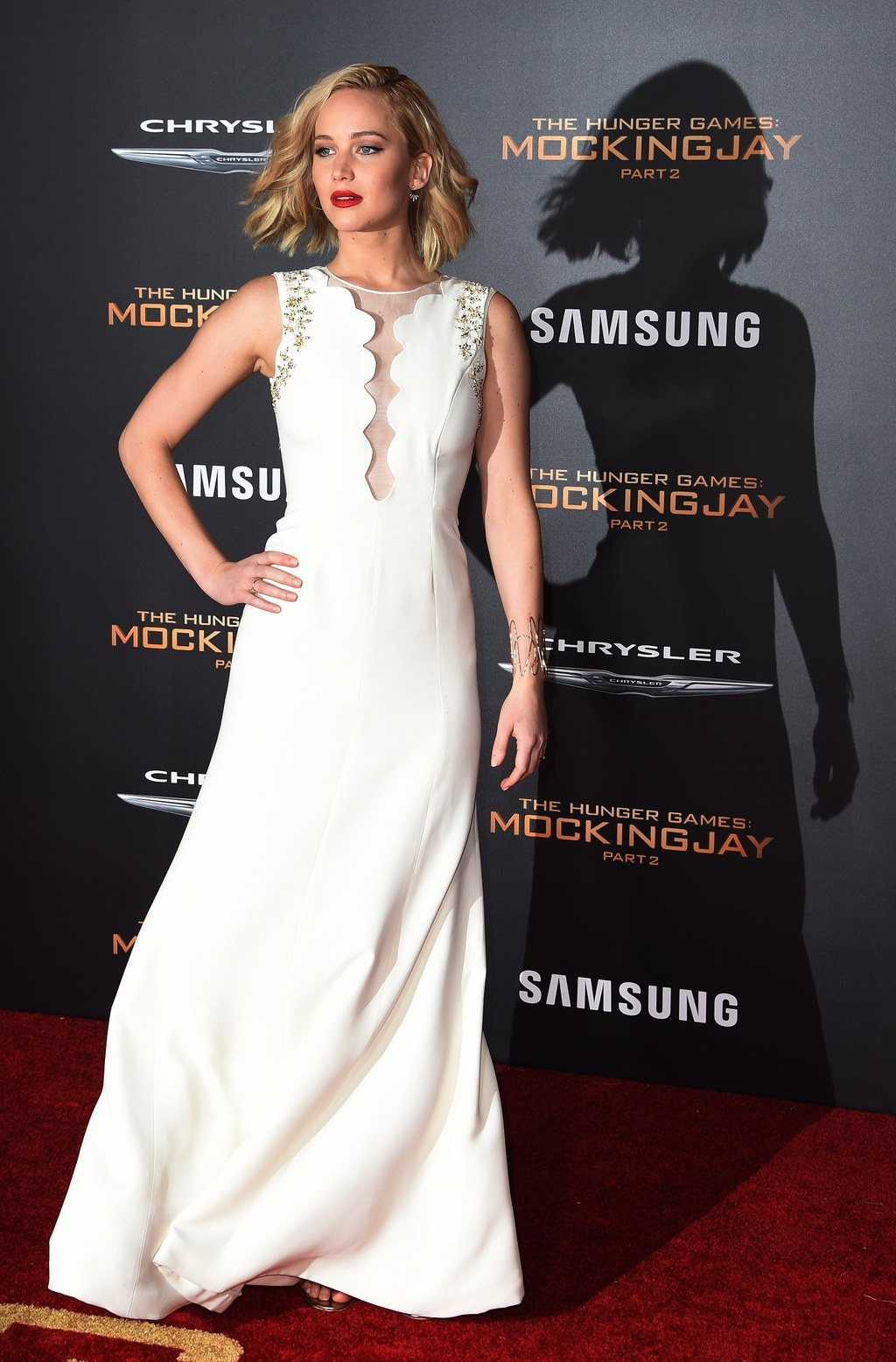 Jennifer Lawrence Has Never Looked Better Than She Did Last Night