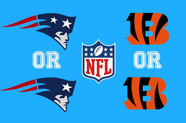 How Well Do You Really Know Nfl Team Logos