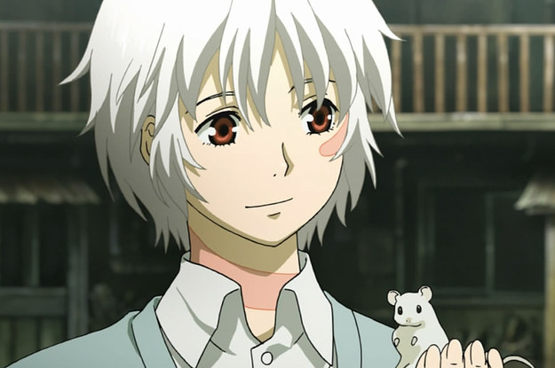 No 6 Anime Characters : Ask faq no