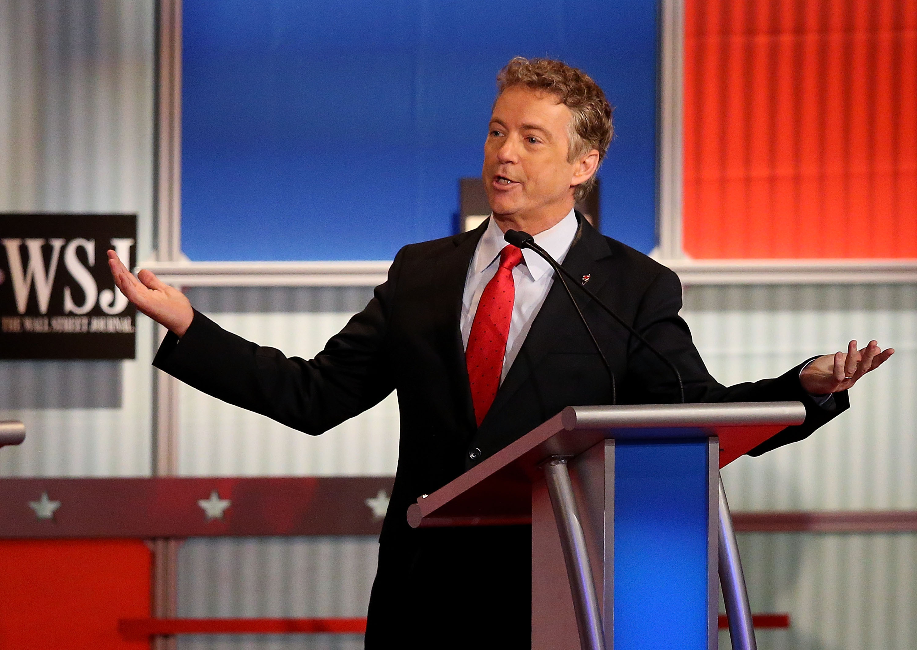 Rand Paul Still Using Debunked Patrick Henry Quote