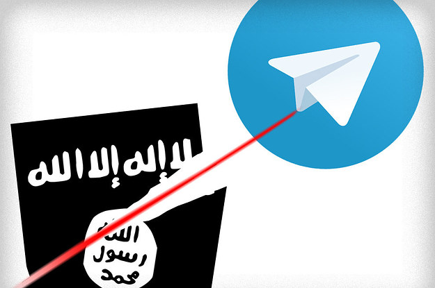 Telegram App Shuts Down 78 ISIS-Related Channels