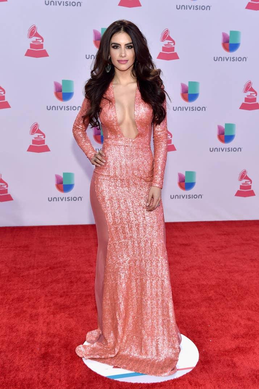 Los peores vestidos de los Latin Grammy 2015