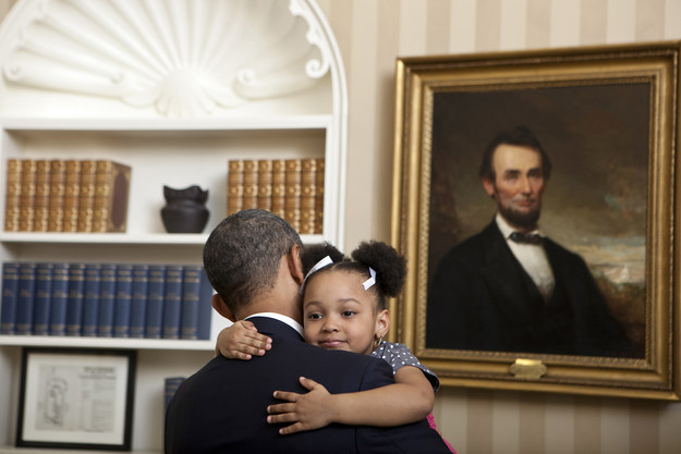 Obama vai topar.