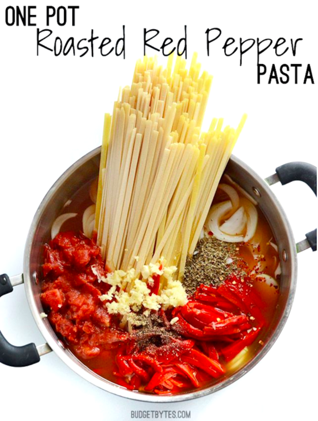 Easy pasta recipes without meat